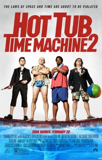 Смотреть трейлер Hot Tub Time Machine 2 (2015)