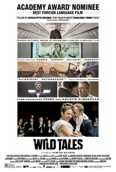 Смотреть трейлер Wild Tales (2014)