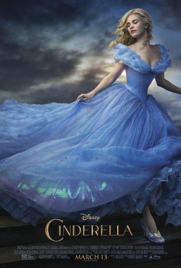 Смотреть трейлер Cinderella (2015)