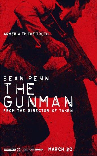 Смотреть трейлер The Gunman (2015)