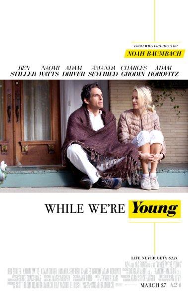 Смотреть трейлер While We're Young (2014)