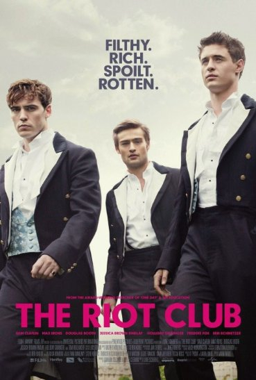Смотреть трейлер The Riot Club (2014)