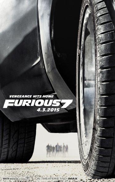 Смотреть трейлер Furious 7 (2015)