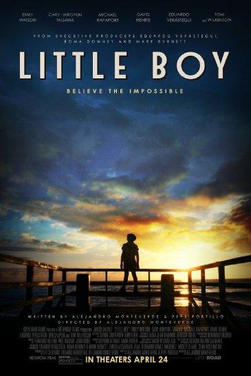 Смотреть трейлер Little Boy (2015)