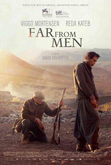 Смотреть трейлер Far from Men (2014)