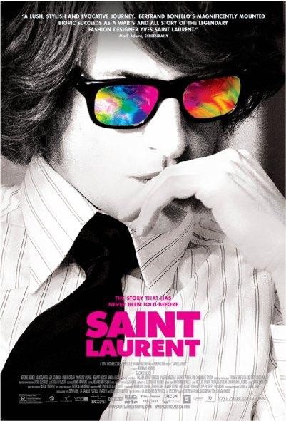 Смотреть трейлер Saint Laurent (2014)