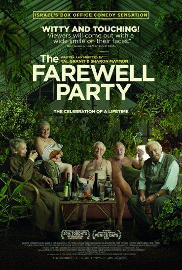 Смотреть трейлер The Farewell Party (2014)