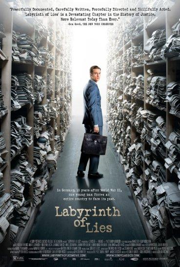 Смотреть трейлер Labyrinth of Lies (2014)