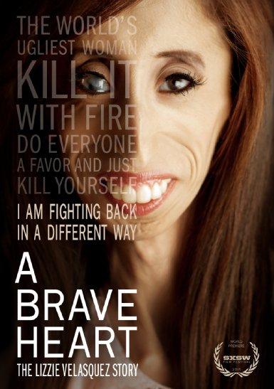 Смотреть трейлер A Brave Heart: The Lizzie Velasquez Story (2015)