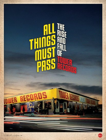 Смотреть трейлер All Things Must Pass: The Rise and Fall of Tower Records (2015)