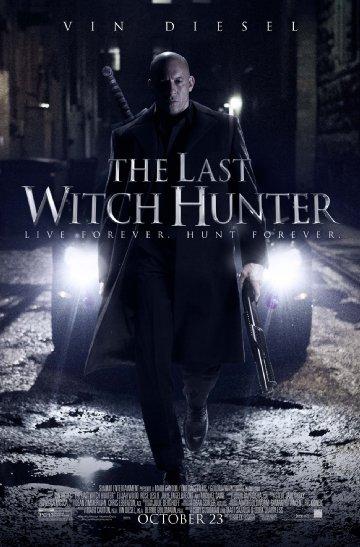 Смотреть трейлер The Last Witch Hunter (2015)