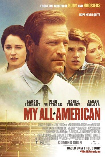 Смотреть трейлер My All American (2015)