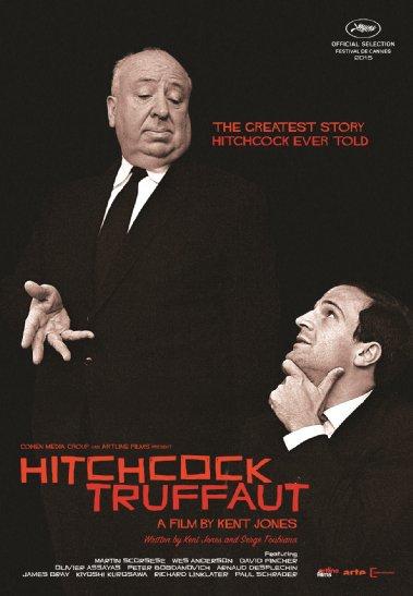 Смотреть трейлер Hitchcock/Truffaut (2015)