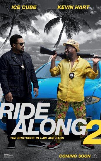 Смотреть трейлер Ride Along 2 (2016)