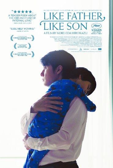 Смотреть трейлер Like Father, Like Son (2013)