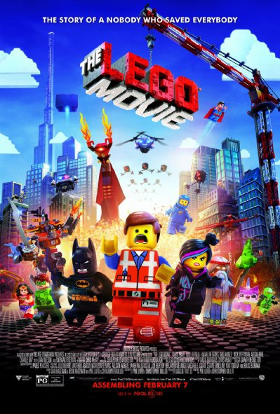 Смотреть трейлер The Lego Movie (2014)