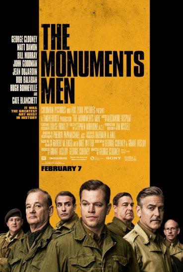 Смотреть трейлер The Monuments Men (2014)