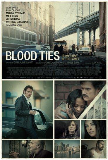 Смотреть трейлер Blood Ties (I) (2013)