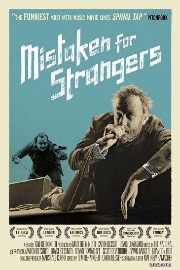 Смотреть трейлер Mistaken for Strangers (2013)