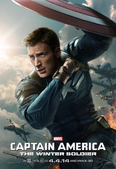 Смотреть трейлер Captain America: The Winter Soldier (2014)