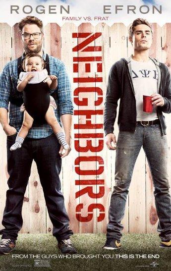 Смотреть трейлер Neighbors (I) (2014)