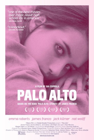 Смотреть трейлер Palo Alto (2013)