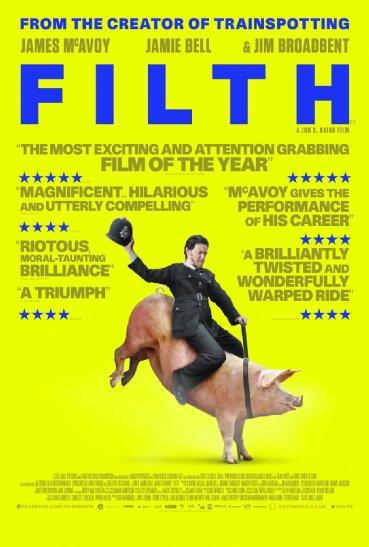 Filth (I) (2013)