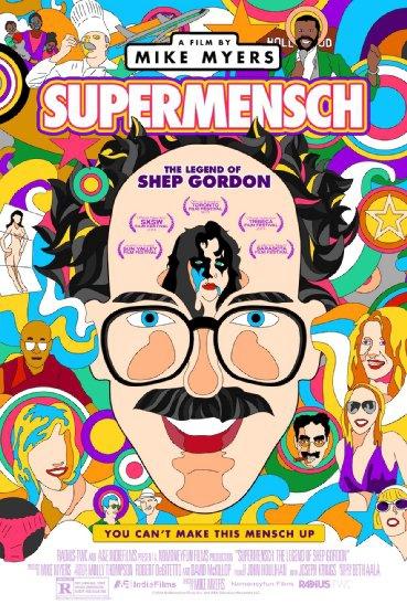 Supermensch: The Legend of Shep Gordon (2013)