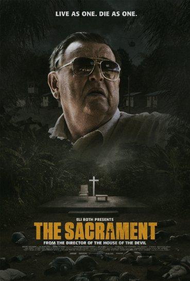 Смотреть трейлер The Sacrament (2013)