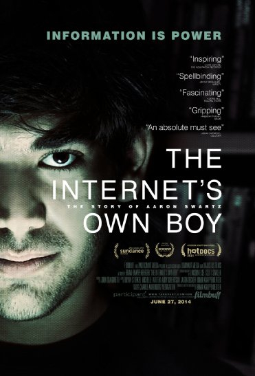 Смотреть трейлер The Internet's Own Boy: The Story of Aaron Swartz (2014)