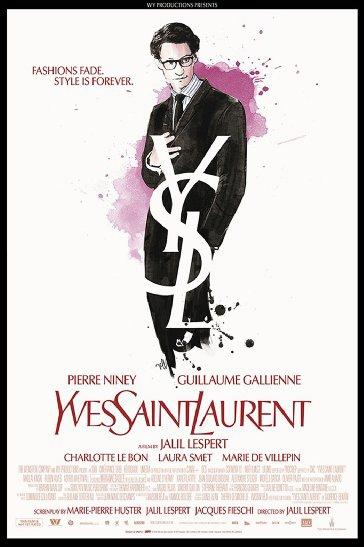 Смотреть трейлер Yves Saint Laurent (2014)