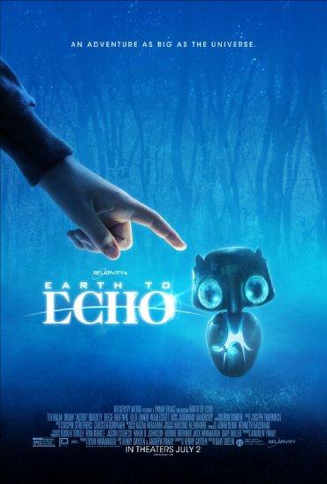 Смотреть трейлер Earth to Echo (2014)