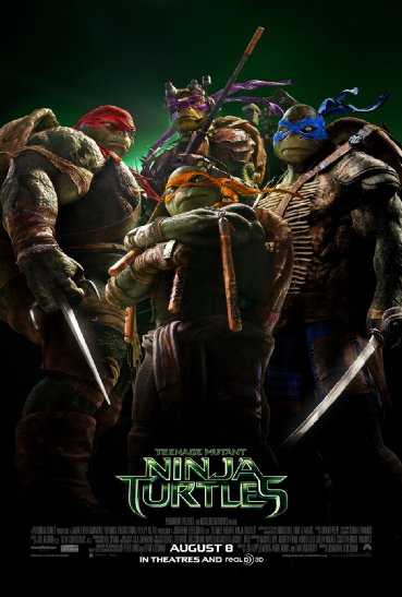 Смотреть трейлер Teenage Mutant Ninja Turtles (2014)