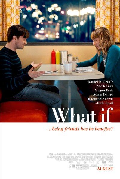 Смотреть трейлер What If (I) (2013)