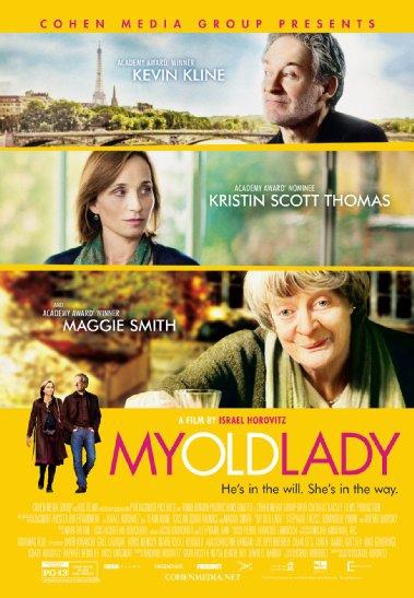 Смотреть трейлер My Old Lady (2014)