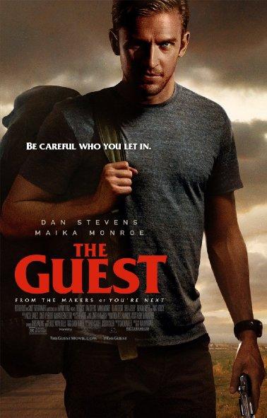 Смотреть трейлер The Guest  (2014)