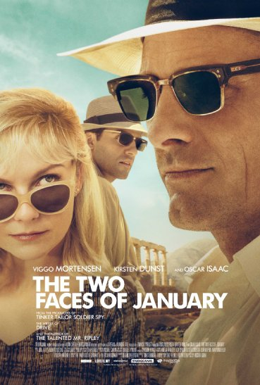 Смотреть трейлер The Two Faces of January (2014)