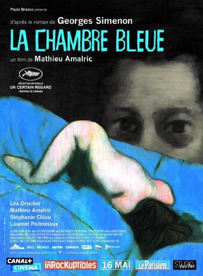 Смотреть трейлер The Blue Room (2014)