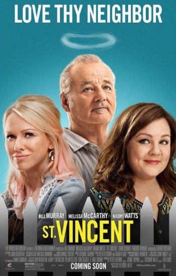 Смотреть трейлер St. Vincent (2014)