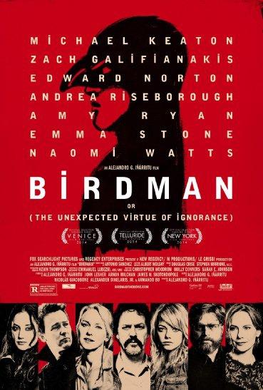 Смотреть трейлер Birdman: Or (The Unexpected Virtue of Ignorance) (2014)