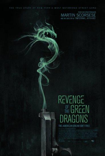 Смотреть трейлер Revenge of the Green Dragons (2014)