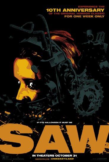 Смотреть трейлер Saw (2004)