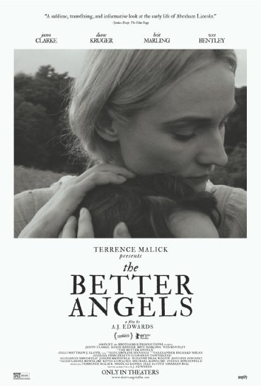 Смотреть трейлер The Better Angels (2014)
