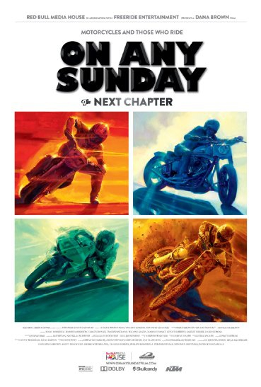 Смотреть трейлер On Any Sunday: The Next Chapter (2014)