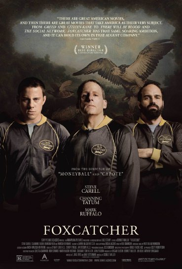 Смотреть трейлер Foxcatcher (2014)