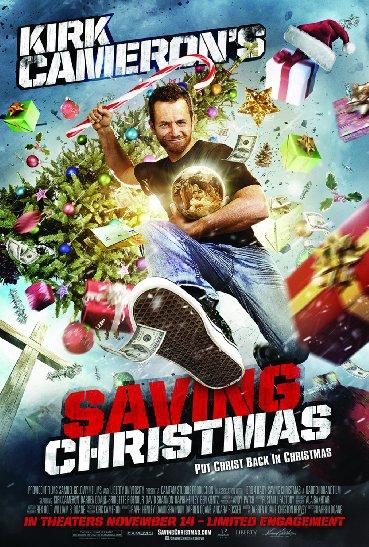 Смотреть трейлер Saving Christmas (2014)