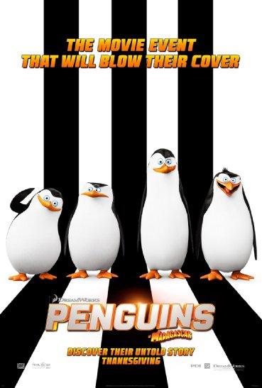 Смотреть трейлер Penguins of Madagascar (2014)