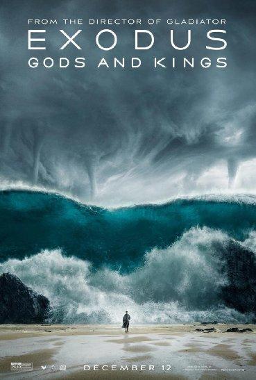 Смотреть трейлер Exodus: Gods and Kings (2014)