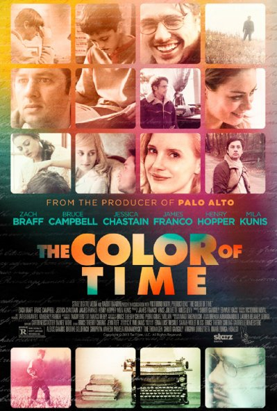 The Color of Time (II) (2012)