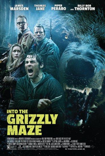 Смотреть трейлер Into the Grizzly Maze (2015)